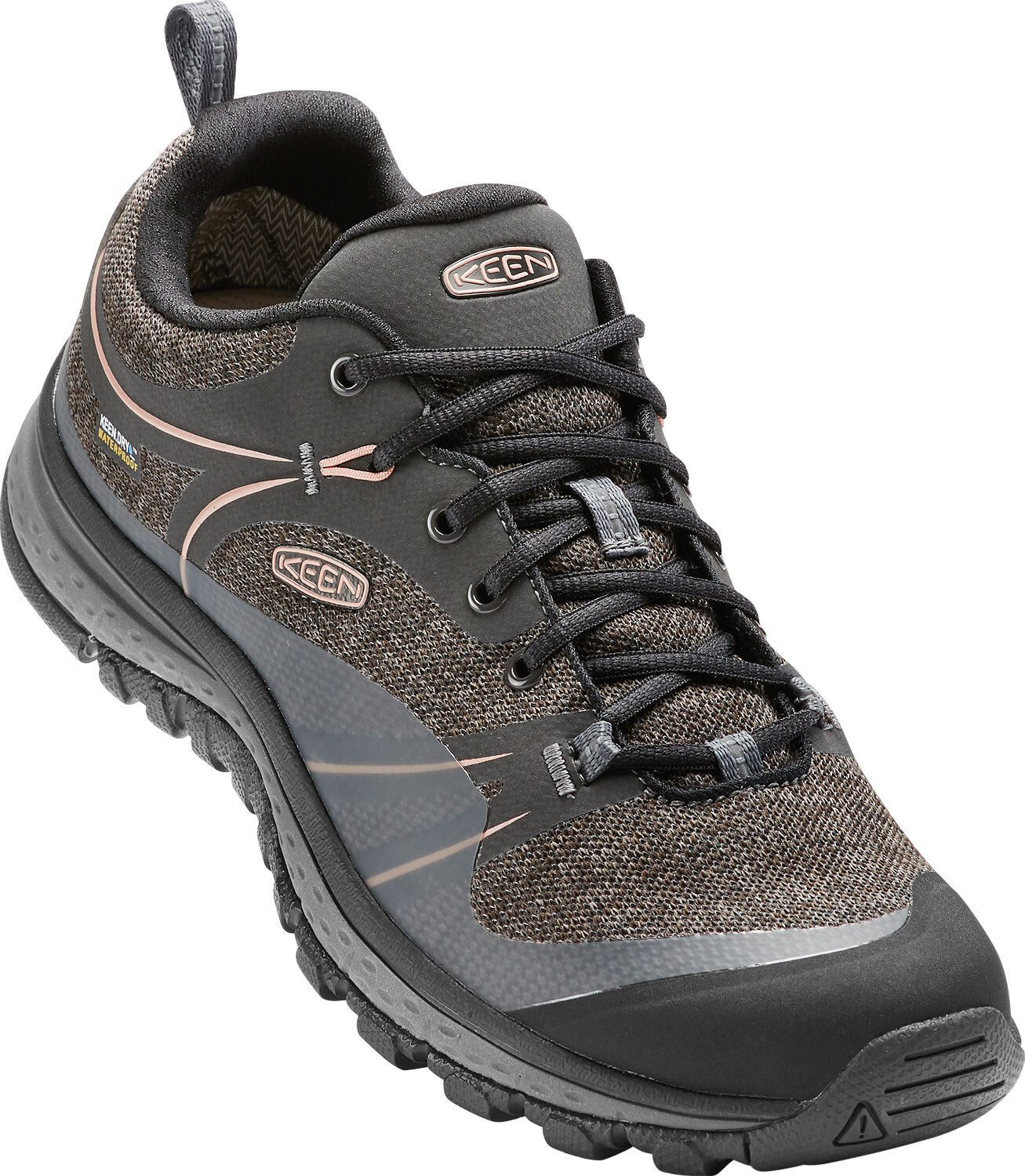 Keen W's W's W's Terradora WP Shoes Raven/Rose Dawn d55856